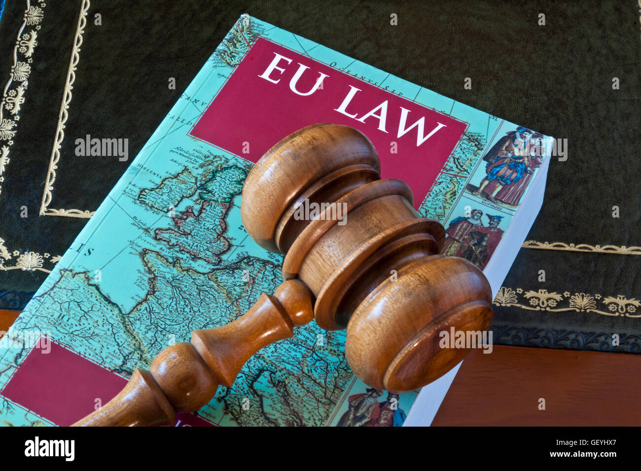 Law applicable to front office europe