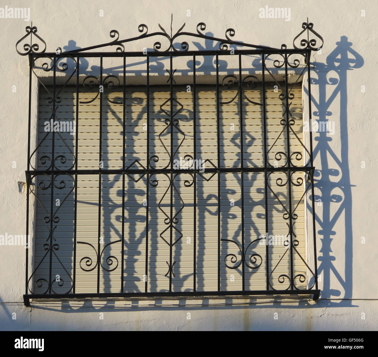 Decorative Security Grilles For Windows Decorative Window Security Grill In Stock Photos Decorative