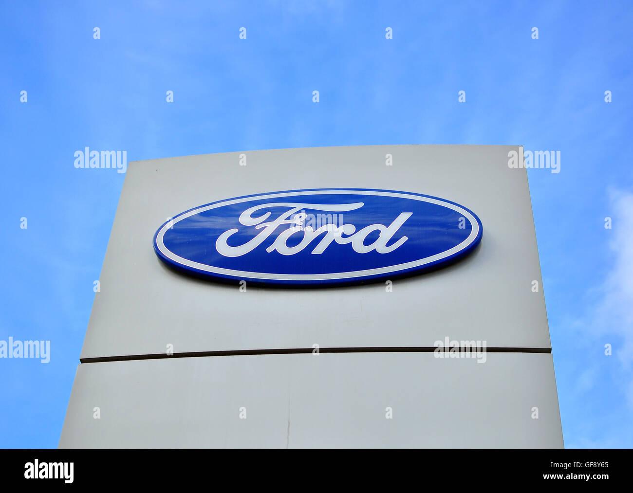 корпорация ford в россии