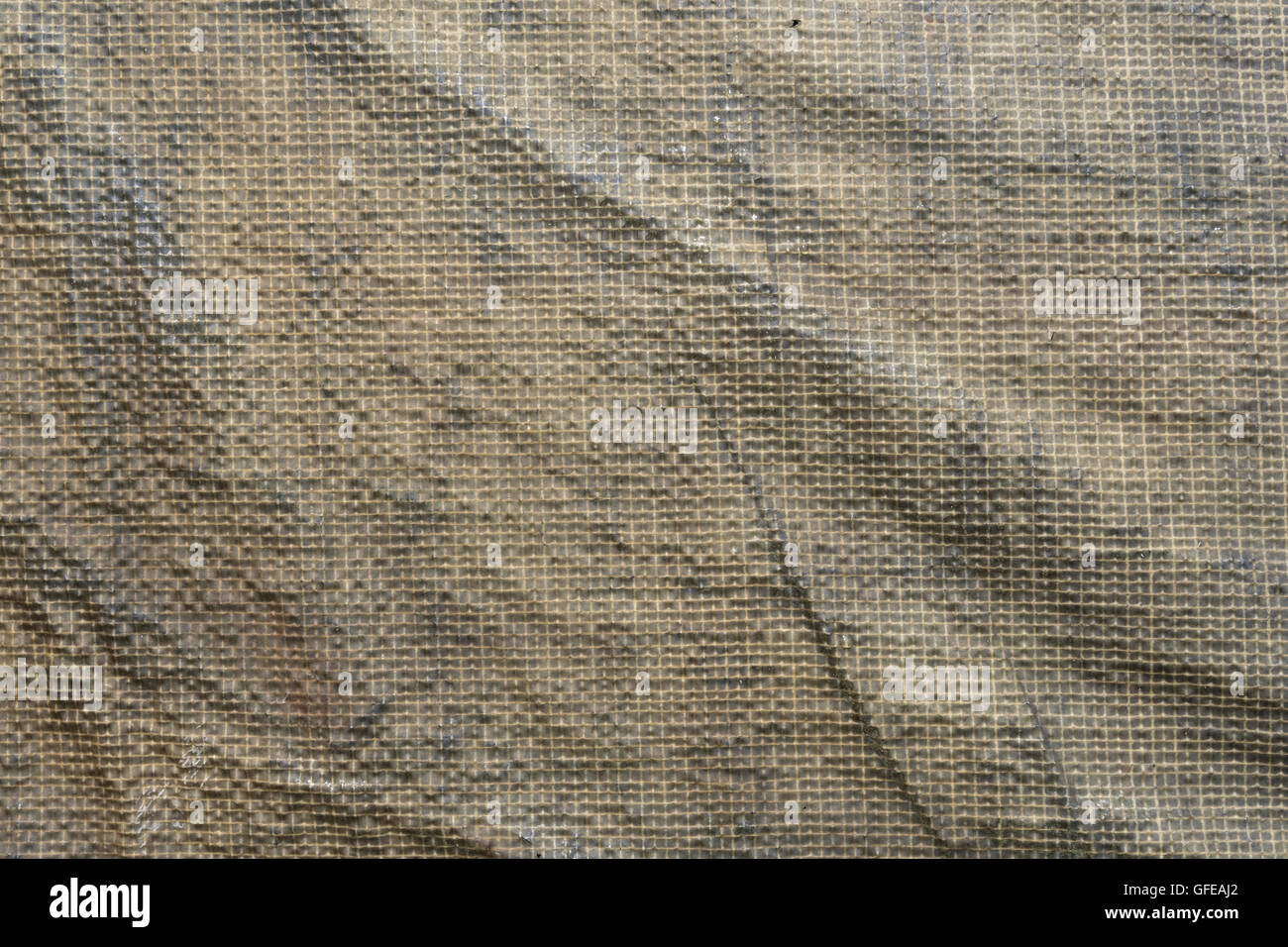 Window material of an old canvas army field tent showing detailed texture of the polyester mesh : tent canvas material - memphite.com