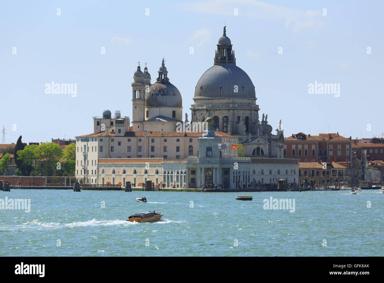 Panorama From Venice Italy Famous Italian Landmarks Art And Architecture