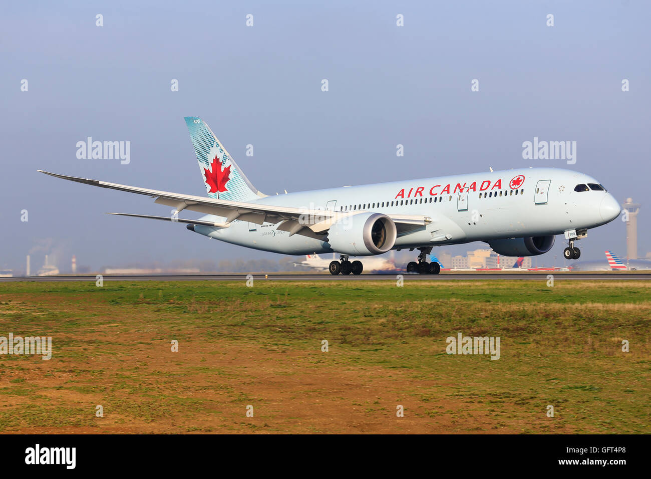 Stock options air canada