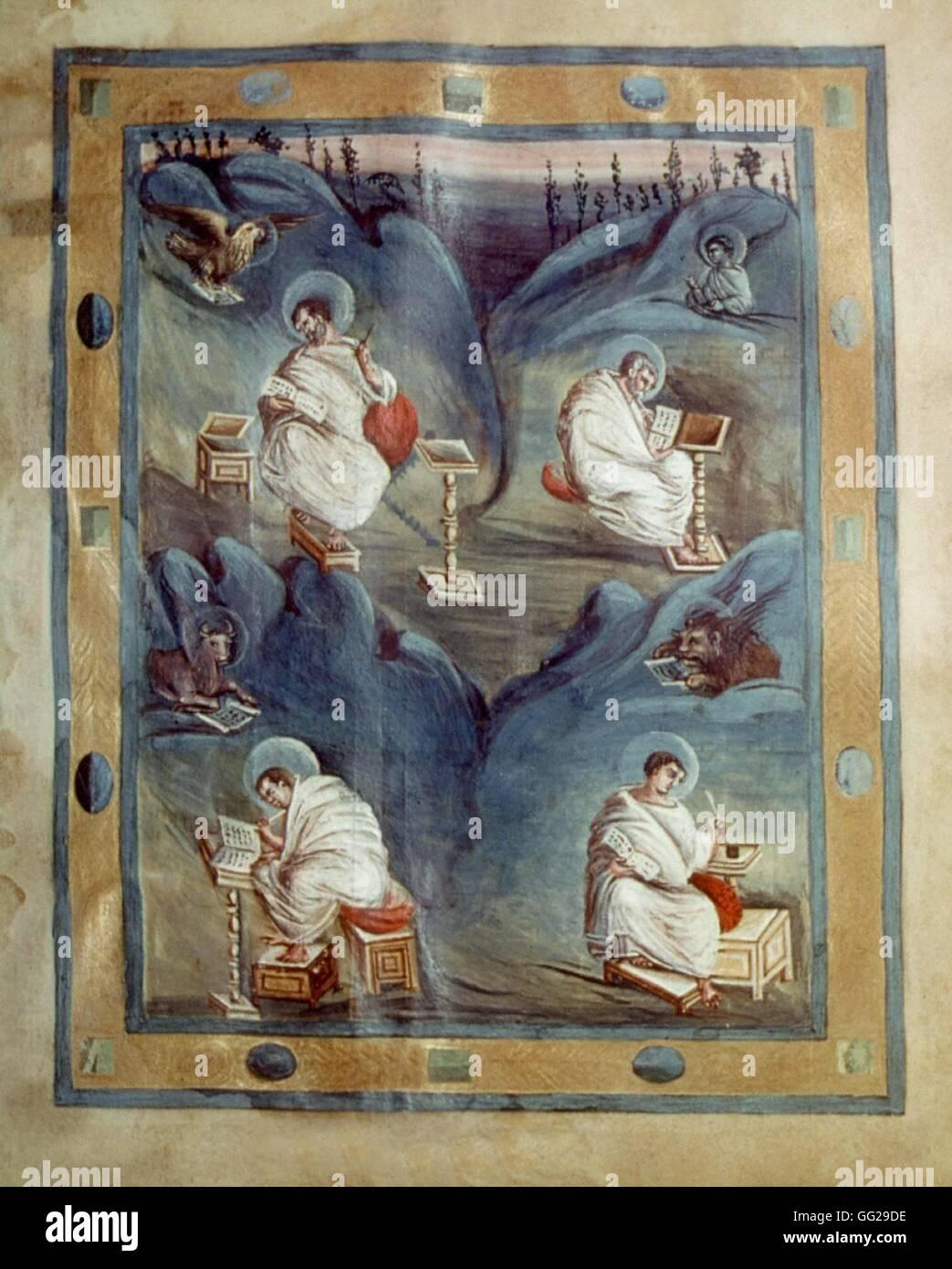 Carolingian Art Charlemagne