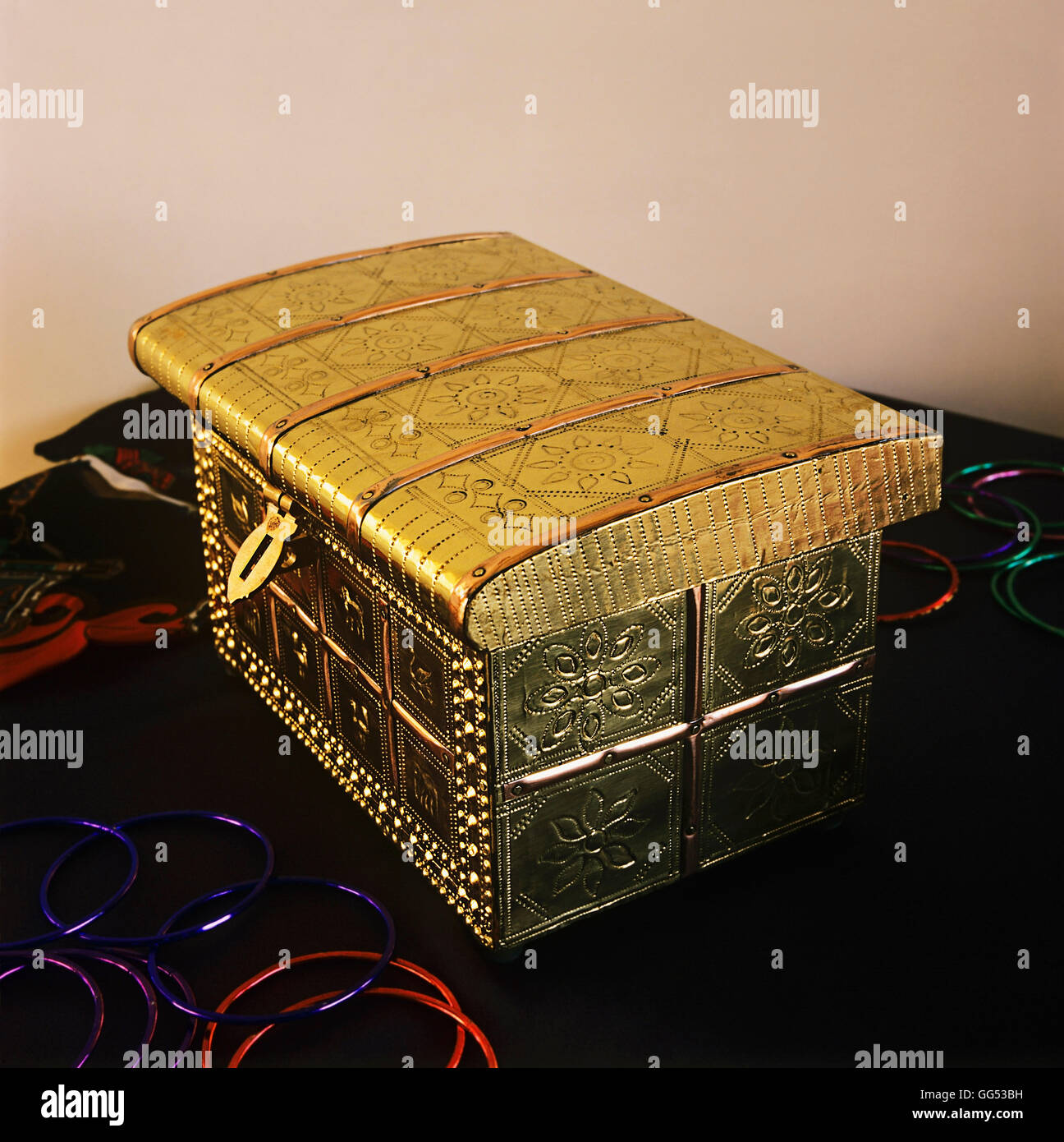 A treasure box & A treasure box Stock Photo Royalty Free Image: 113209141 - Alamy Aboutintivar.Com