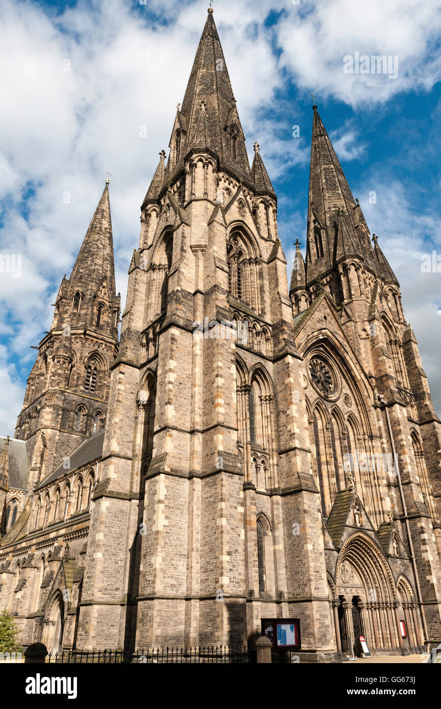 St Mary's Cathedral (Episcopal), Palmerston Place ...