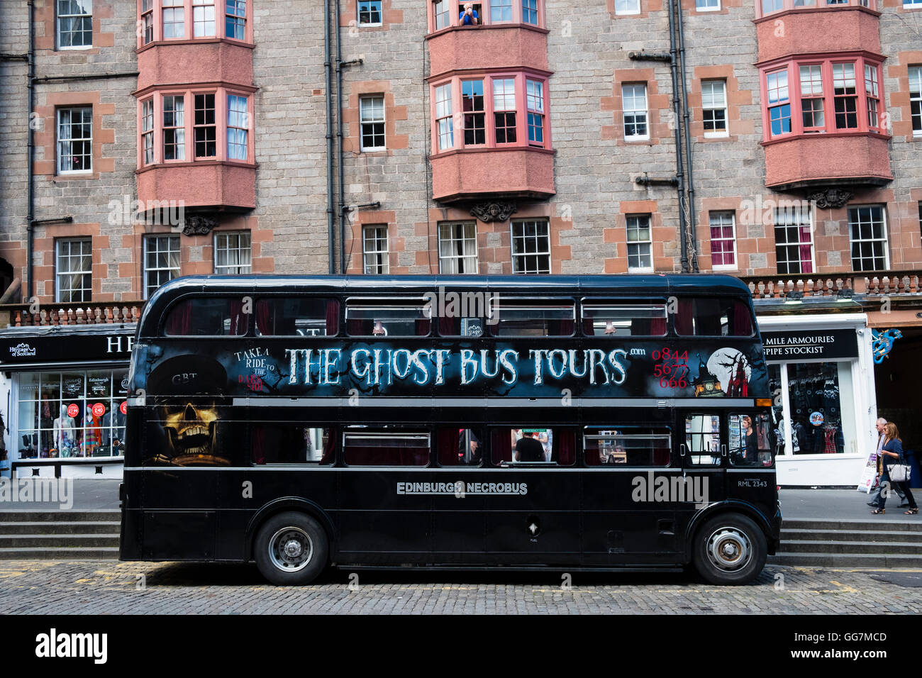 Ghost Bus Tour Edinburgh Free