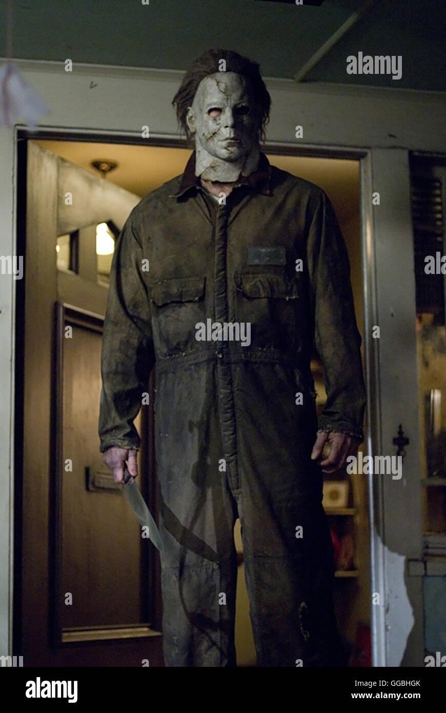 Halloween / Michael Myers (TYLER MANE) Regie: Rob Zombie aka Stock ...