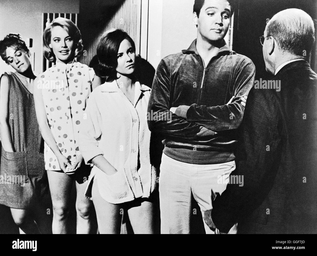 Girl happy kurven lilly girl happy usa 1964 boris sagal filmszene mit shelley fabares