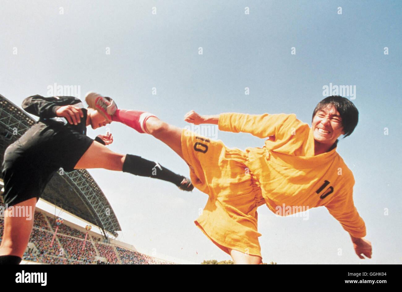 SHAOLIN SOCCER / Shaolin Soccer HK 2002 / Stephen Chow ...