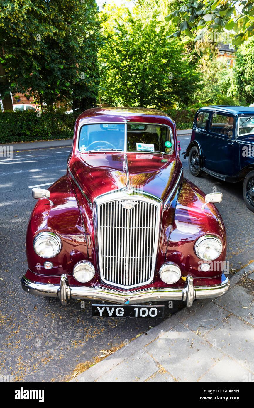 Wolseley saloon 1950 car vehicle antique classic cars vintage car ...