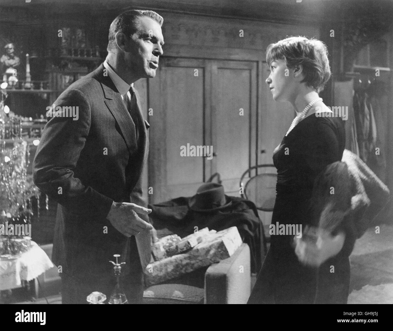 Shirley Maclaine The Apartment: DAS APPARTEMENT The Apartment USA 1960 Billy Wilder Jeff D