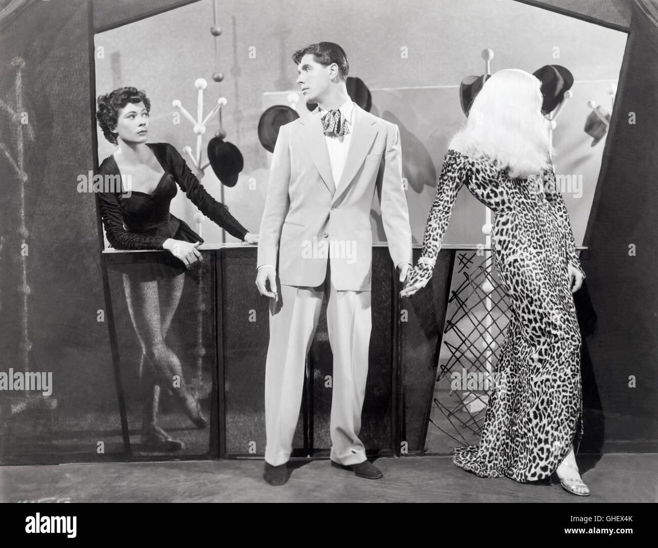 GENE KELLY INVITATION TO DANCE 1956 Stock Photo Royalty Free