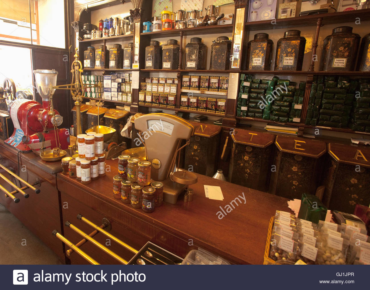 Old fashioned mercantile stores 75