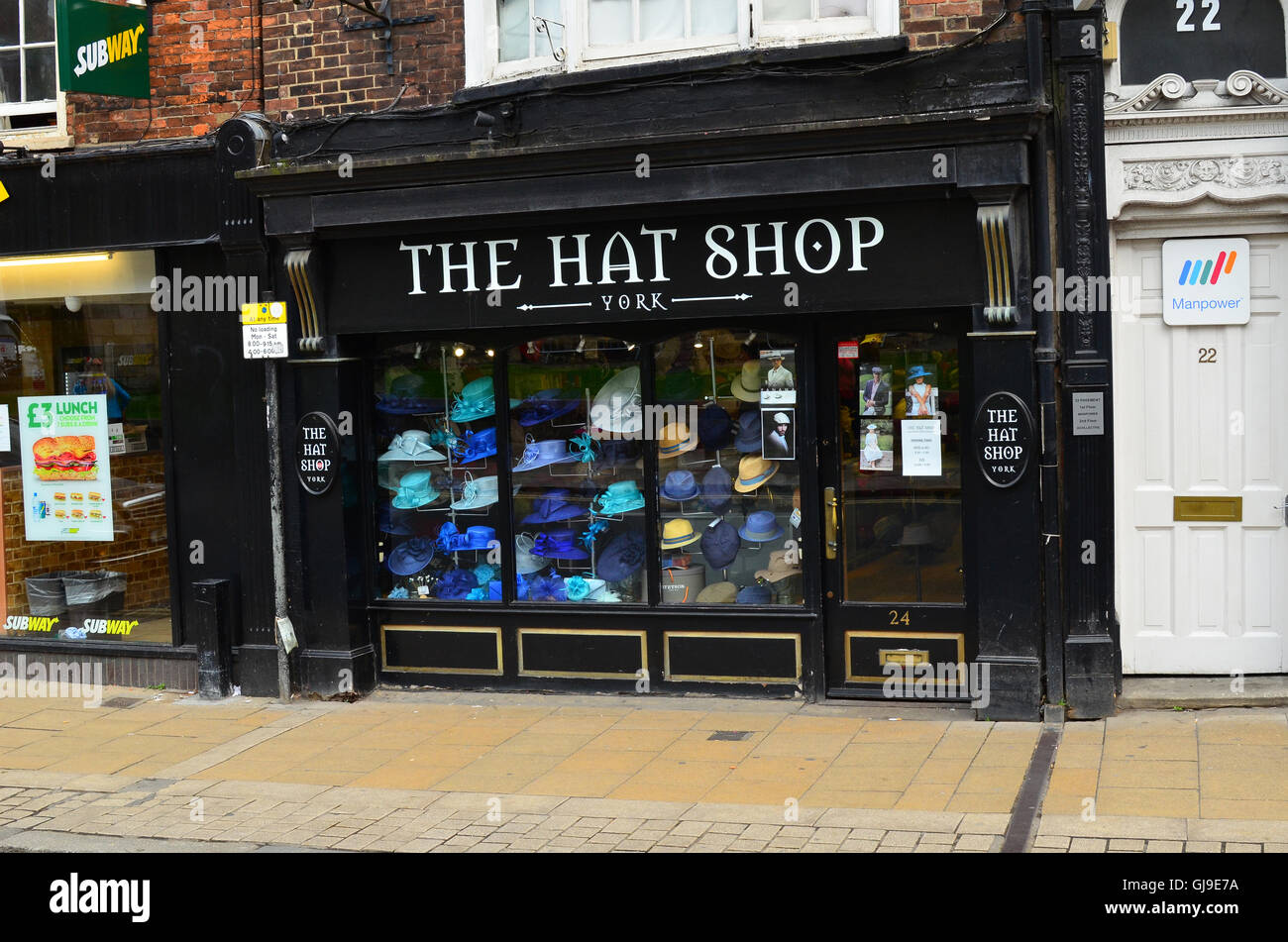 Hat Shops