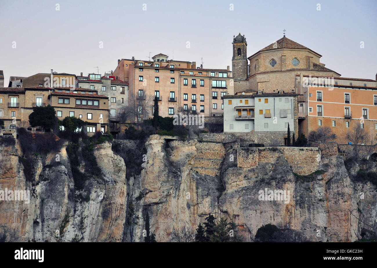 Hanging Houses Of Cuenca, Spain