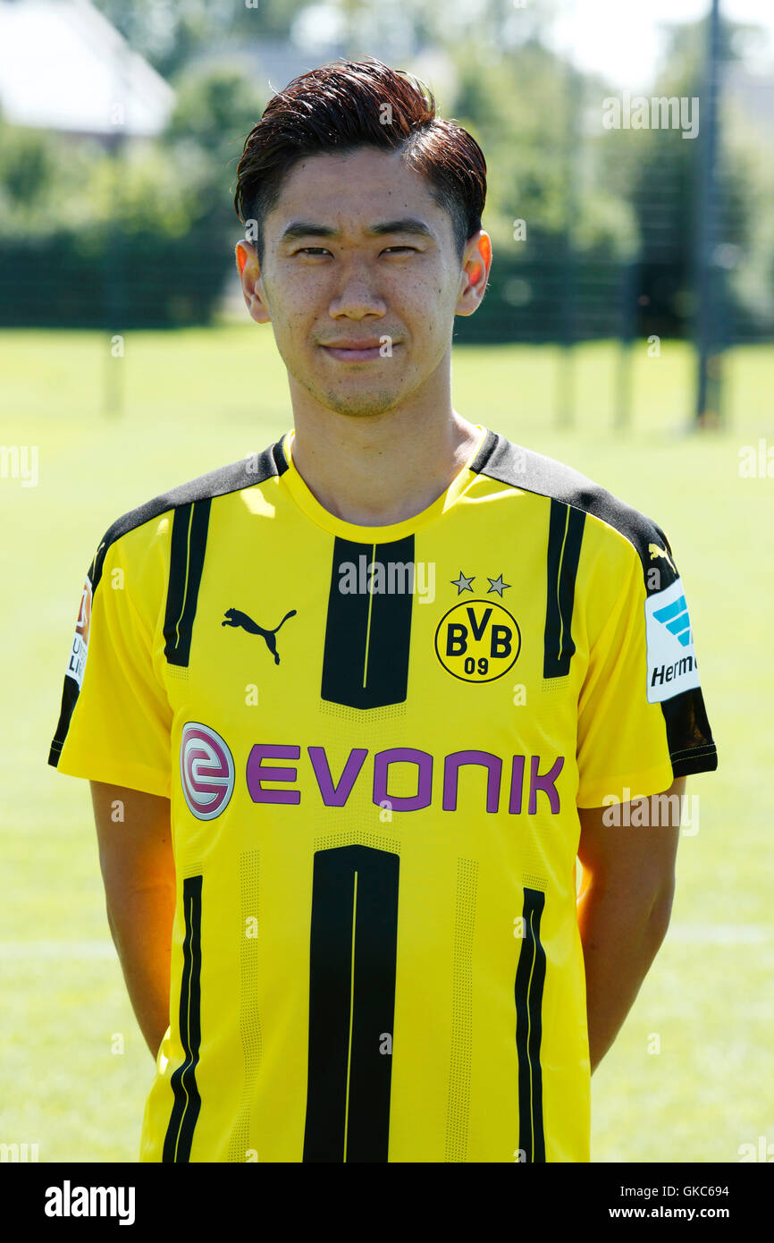 football Bundesliga 2016 2017 Borussia Dortmund press photo
