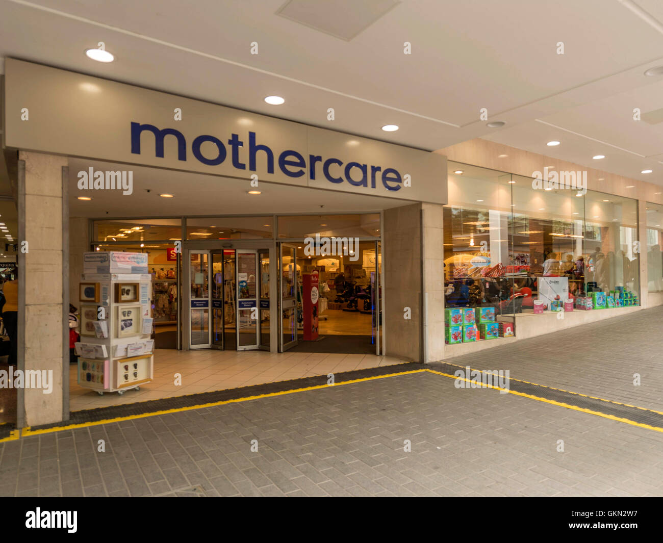 Mothercare Store Stock Photos & Mothercare Store Stock Images - Alamy
