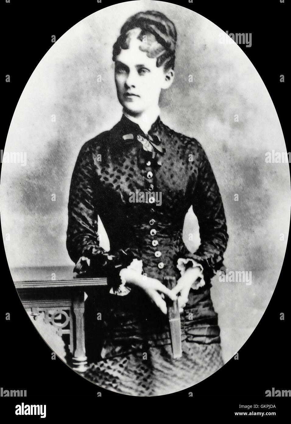 Alice lee roosevelt pictures TR Center - Alice Hathaway Lee Roosevelt
