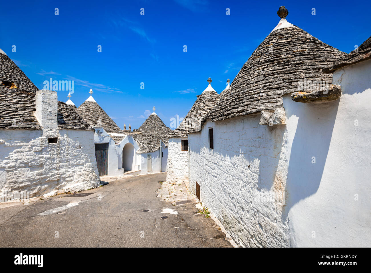 Unique Trulli houses with conical roofs. Trullo is & Alberobello Italy Puglia. Unique Trulli houses with conical ... memphite.com