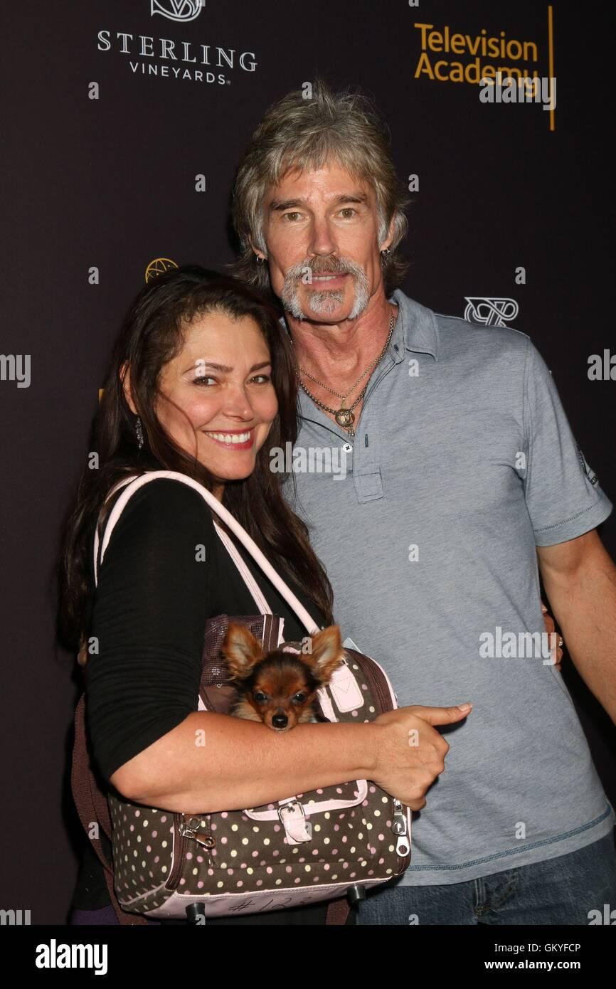 Los Angeles Ca Usa 24th Aug 2016 Devin Devasquez Dog