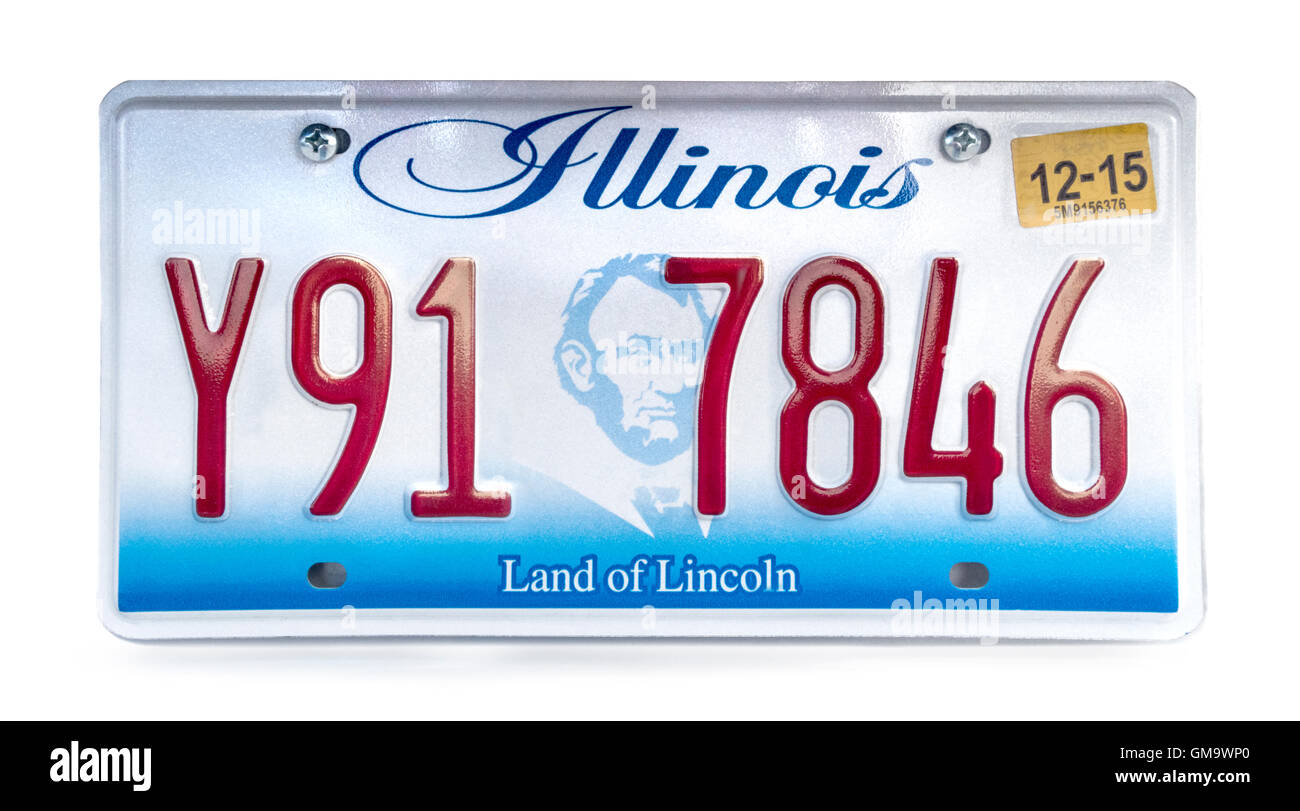 Illinois car registration renewal cost 10
