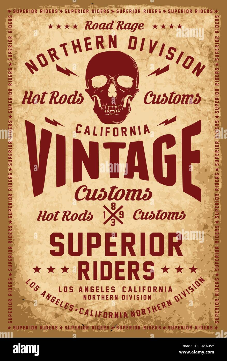 Vintage Posters Stock Photos  Vintage Posters Stock Images Alamy - Los angeles posters vintage