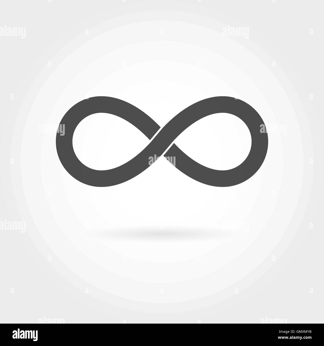 Infinity icon simple mathematical sign isolated on white stock infinity icon simple mathematical sign isolated on white buycottarizona