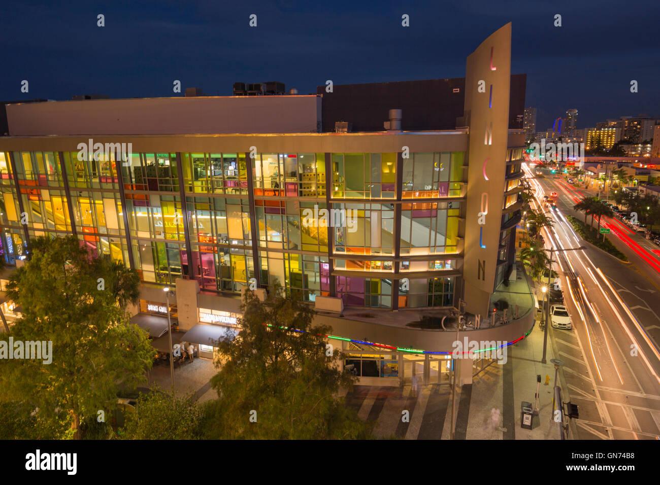Lincoln Miami Beach Movie Theater