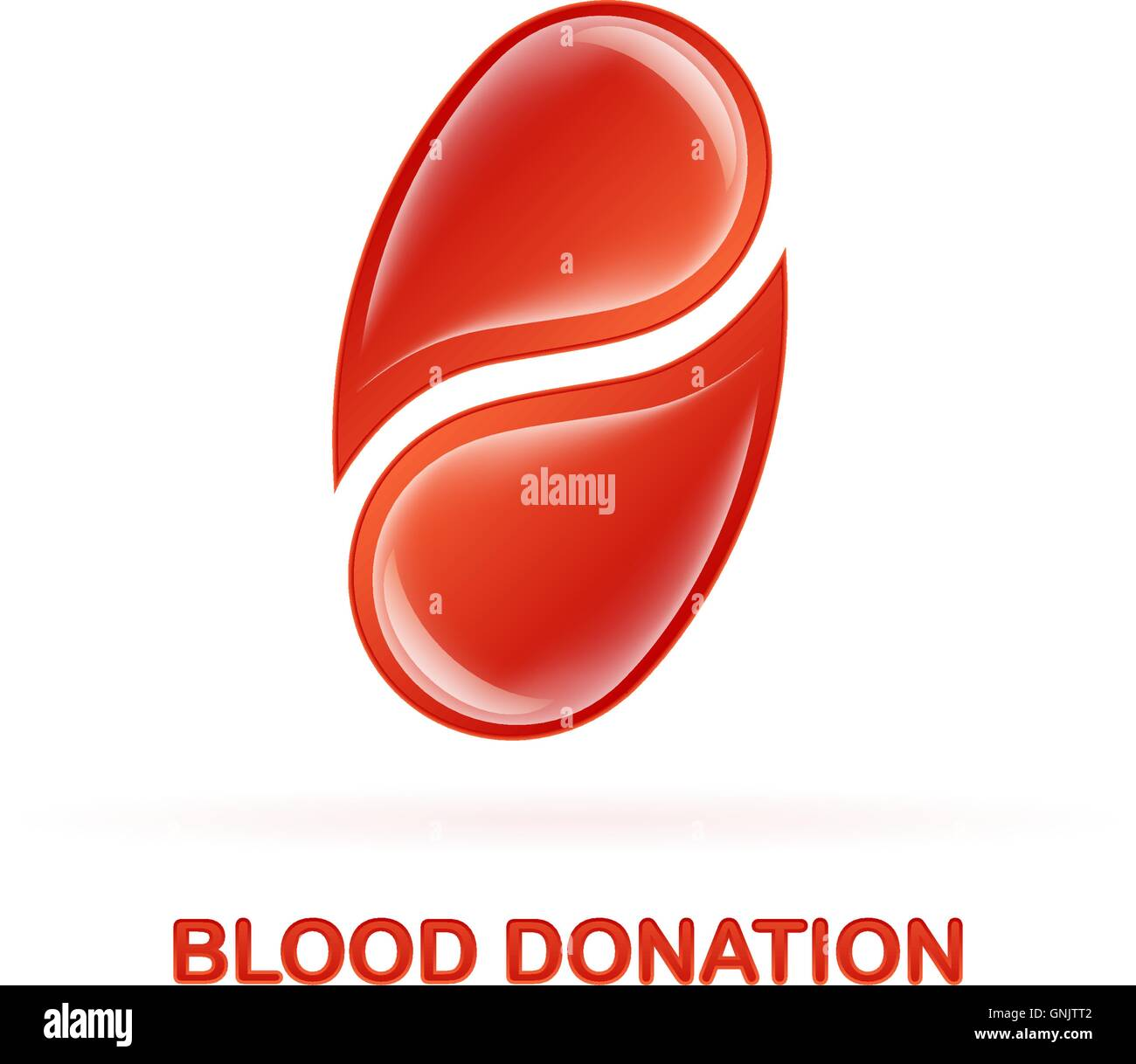 Blood donation logo stock vector art illustration vector image blood donation logo buycottarizona
