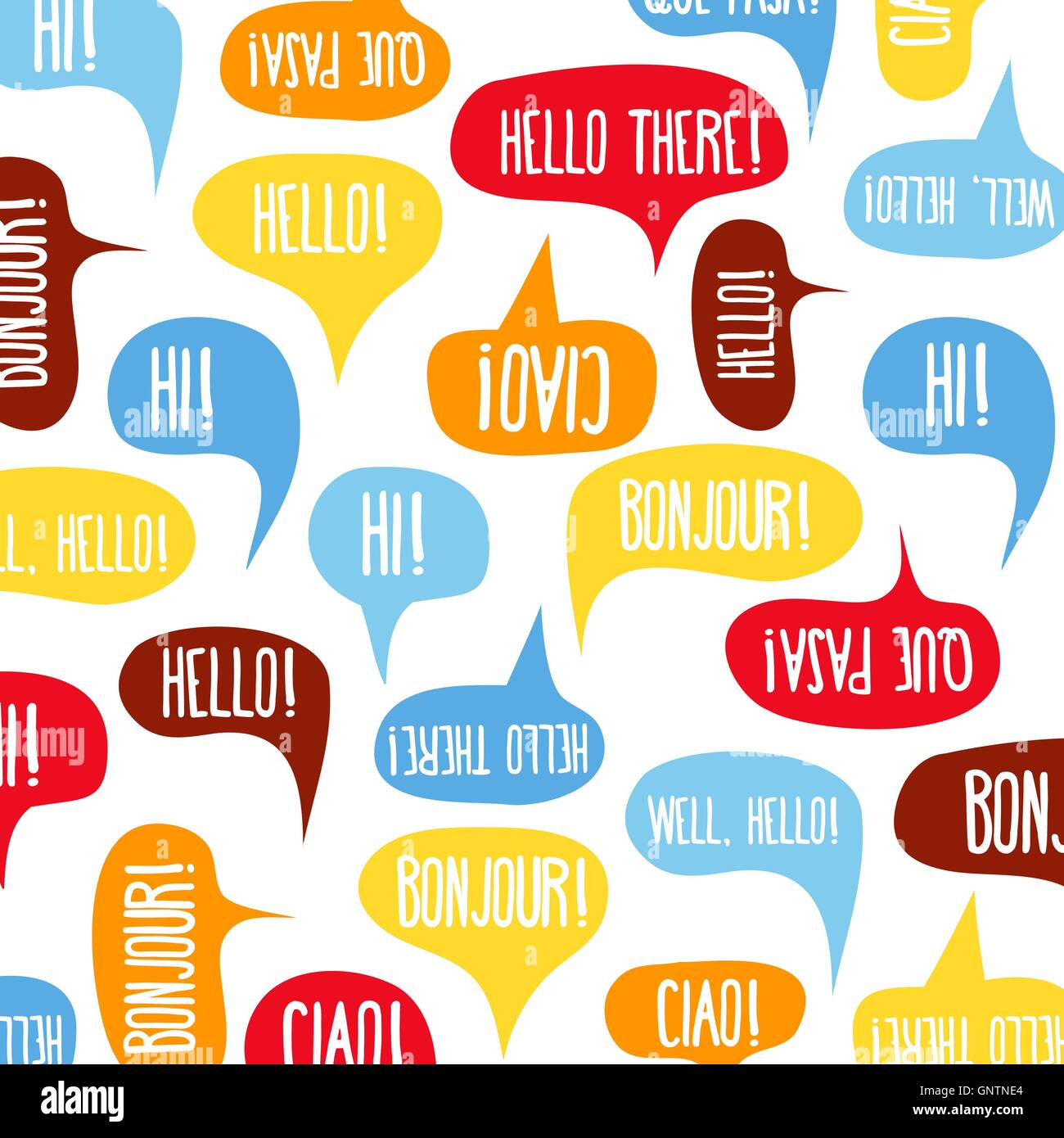 how to say hello in foreign languages