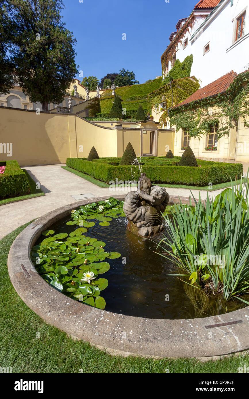 vrtba garden prague czech - photo #32