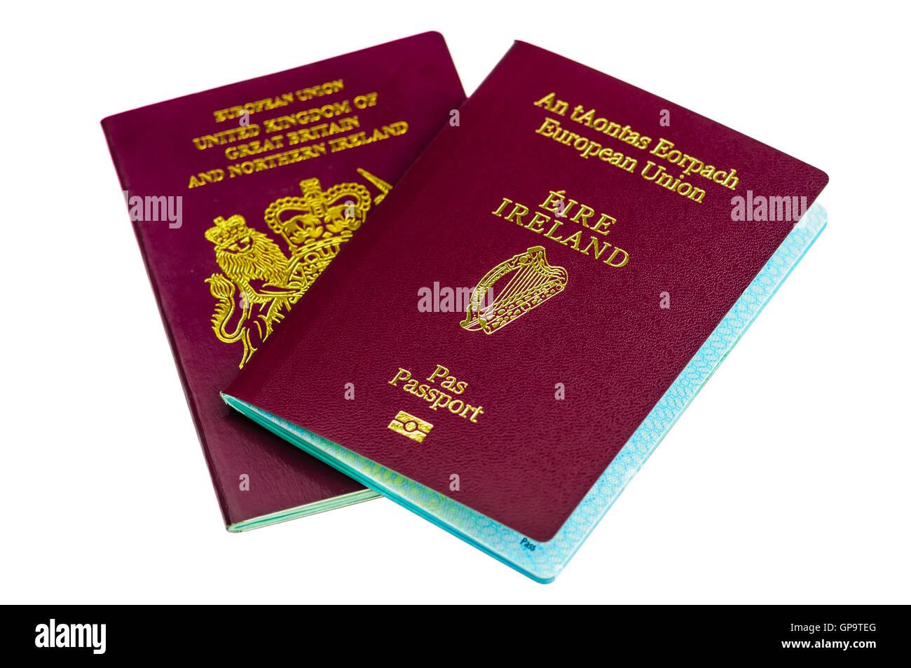 Passports for both the republic of ireland eire and united passports for both the republic of ireland eire and united kingdom uk falaconquin