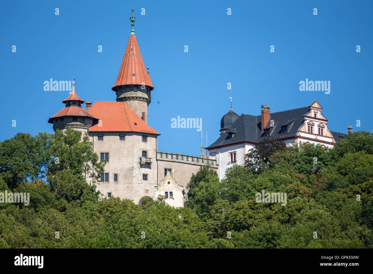 31st aug 2016 heldburg castle in heldburg germany 31 august 2016 the new deutsches burgenmuseum lit german castles museum is due to open on 8 - Open Castle 2016