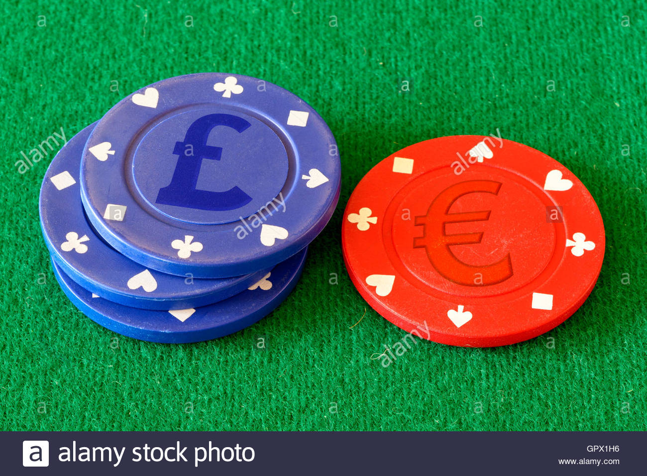 Counters used in gambling casino games supply