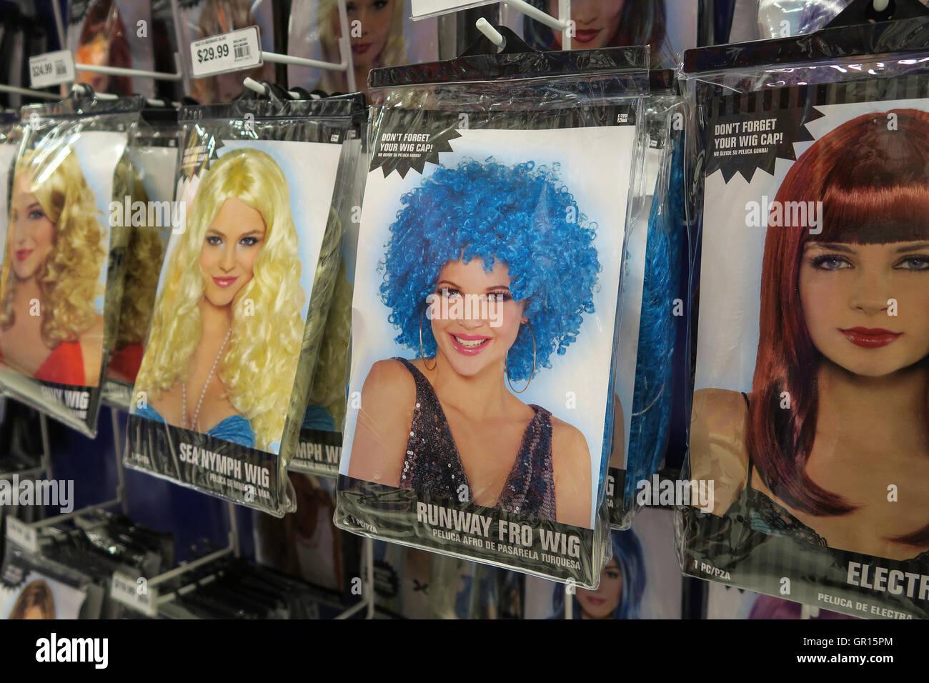 Halloween Store Display Costumes Stock Photos & Halloween Store ...