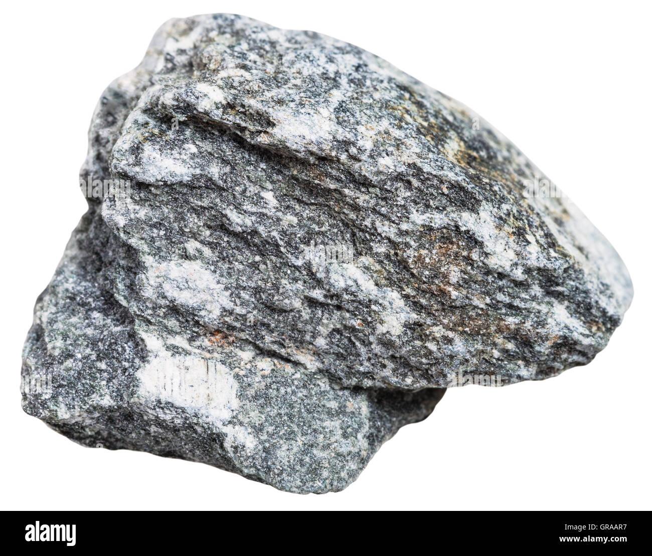 White Metamorphic Rock : Macro shooting of metamorphic rock specimens natural