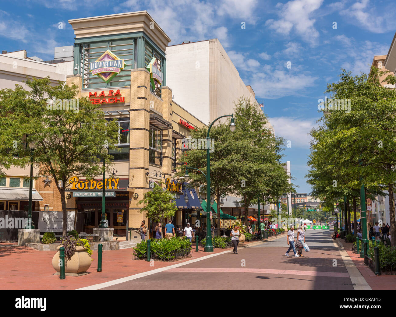 Silver spring clothing stores