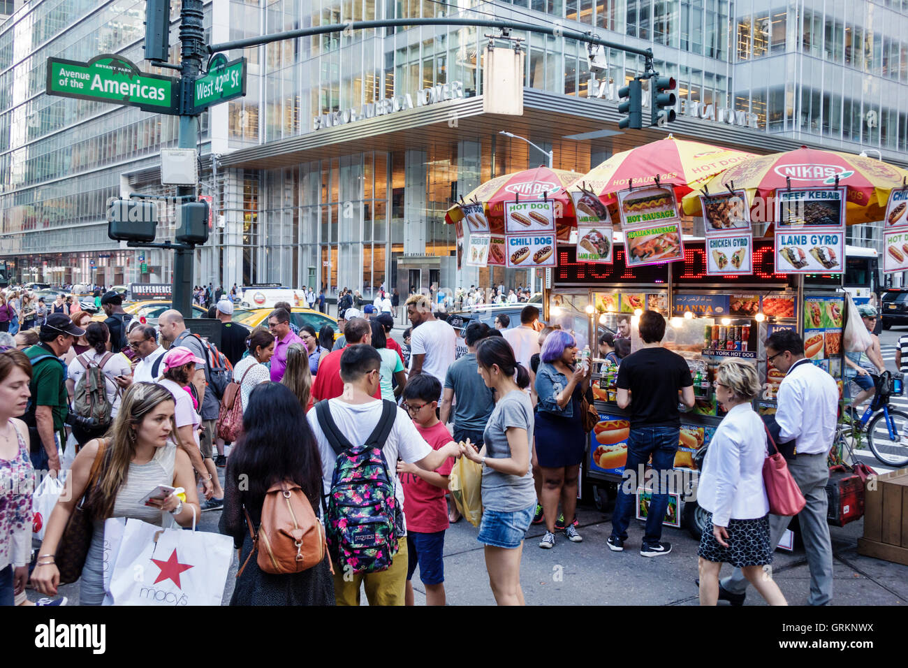 Image result for sixth street with hotdog stand