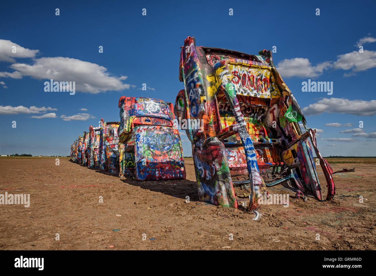 cadillac ranch in amarillo stock photo royalty free image 117856549. Cars Review. Best American Auto & Cars Review