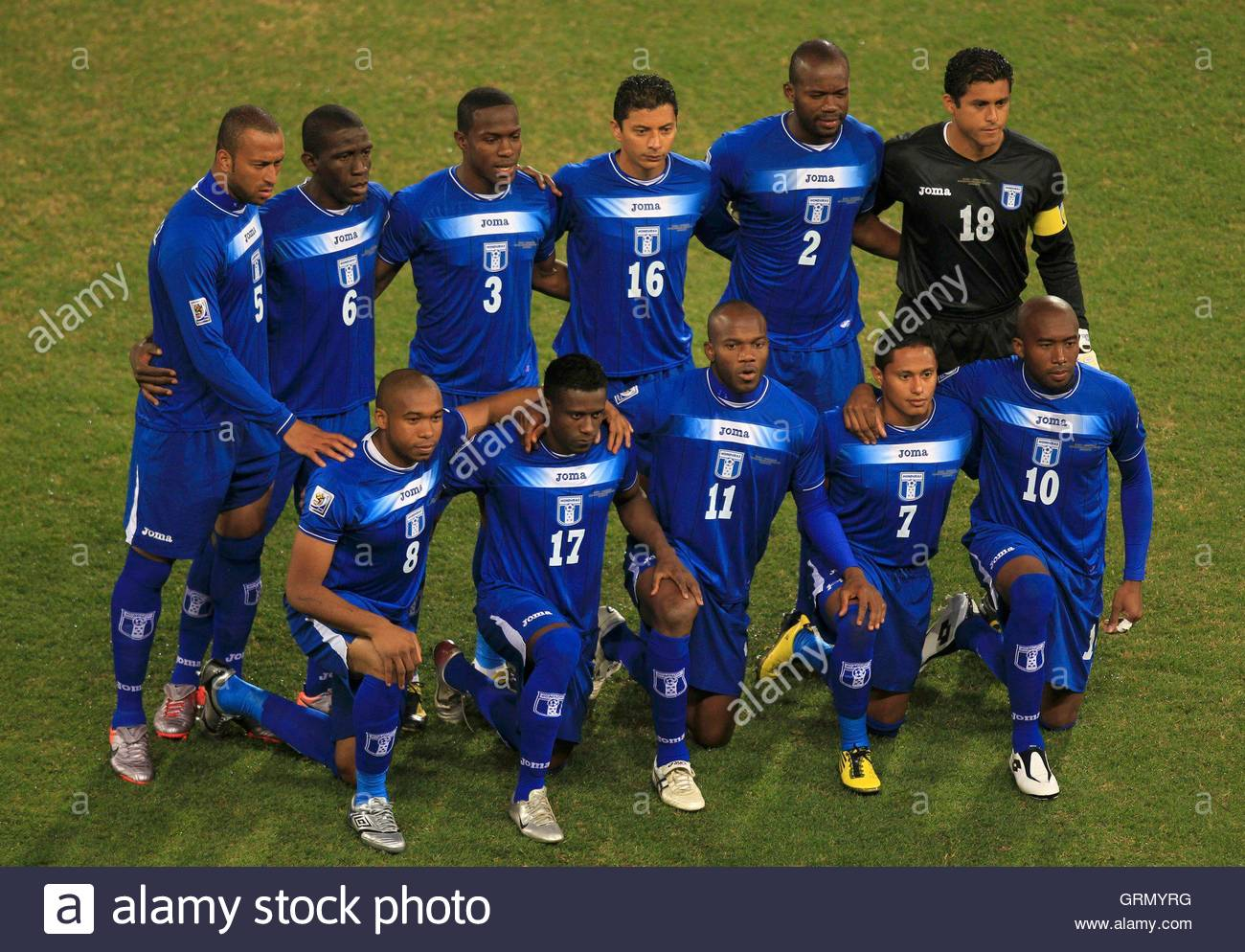 players line up for a team photo before the world players line up for a team photo before the 2010 world cup group h soccer match against switzerland at state stadium in bloemfontein 25