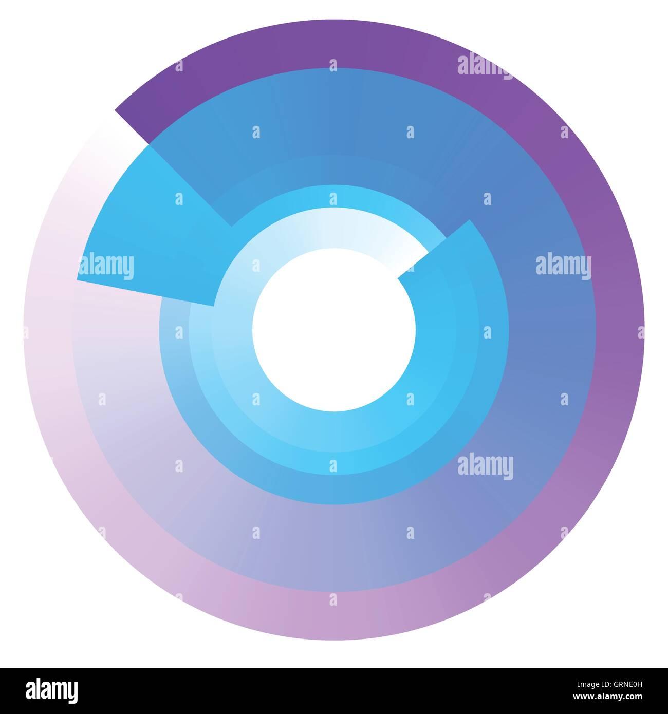 Fading concentric circles geometric circular element with stock fading concentric circles geometric circular element with transparency pooptronica Choice Image