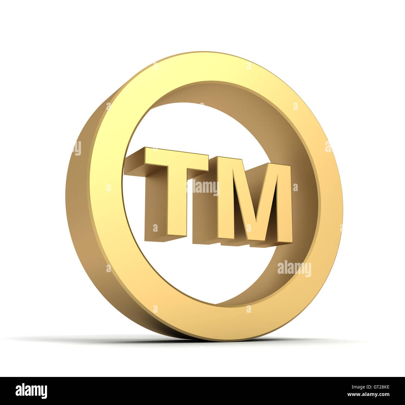 Tm trade mark sign concept 3d illustration stock photo royalty tm trade mark sign concept 3d illustration buycottarizona