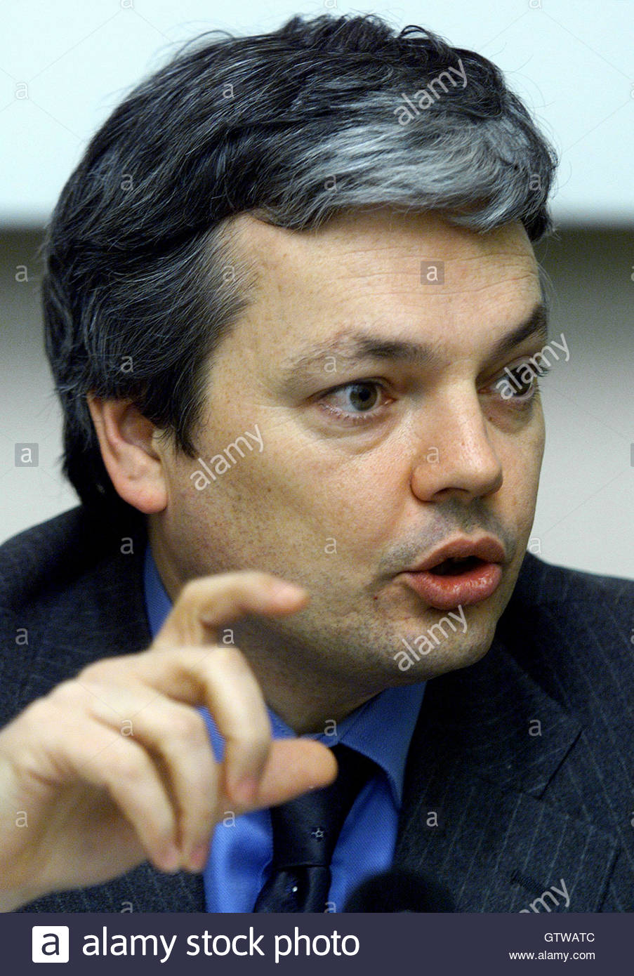 belgian finance minister didier reynders answers reporters belgian finance minister didier reynders answers reporters questions during a news conference in brussels 16 reynders said he was setting up a