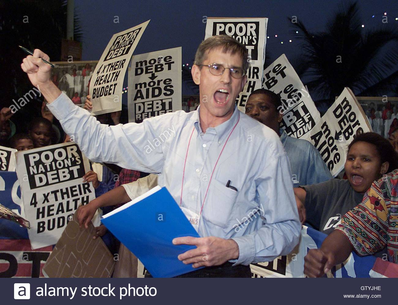 Image result for Eric Sawyer at the Durban AIDS conference 2000