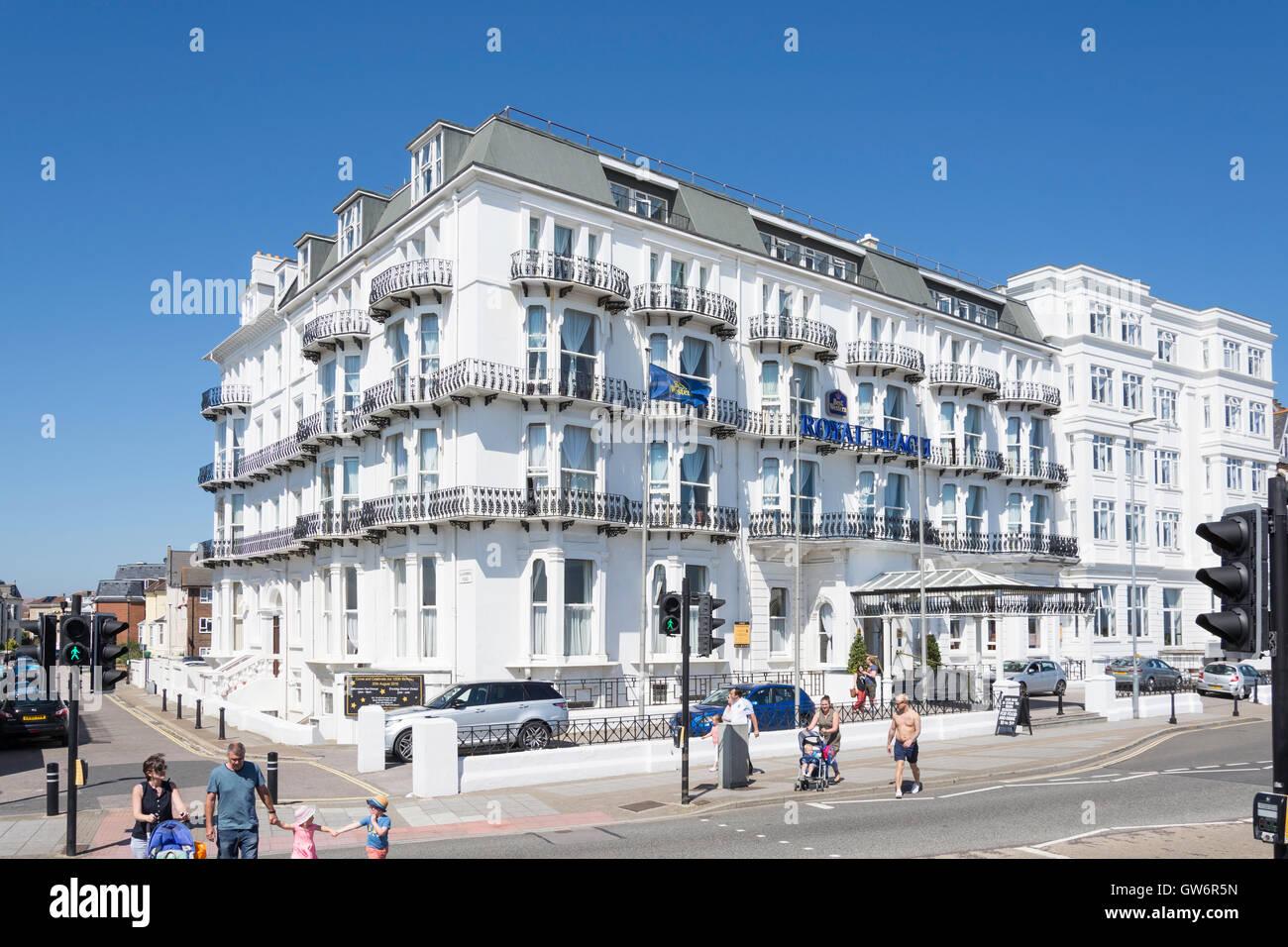Best Western Royal Beach Hotel South Parade Southsea Portsmouth Hampshire England United Kingdom