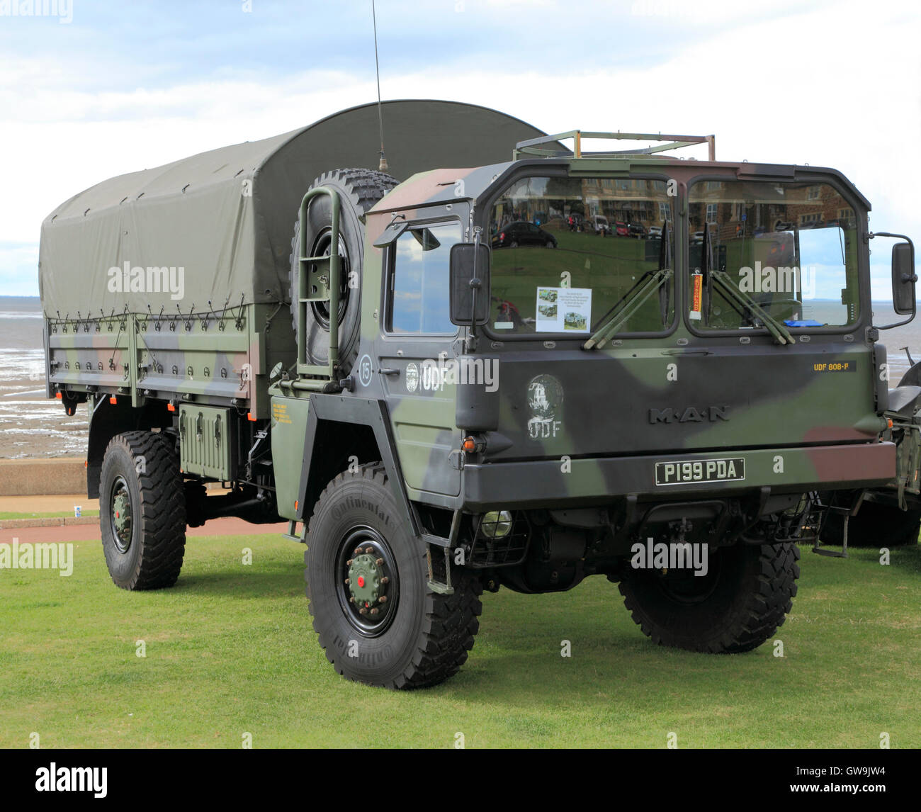 man kat 1 german army vehicle truck man kat1 stock photo. Black Bedroom Furniture Sets. Home Design Ideas
