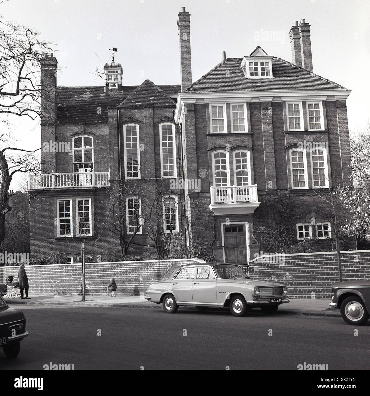 1950s historical woodland house 31 melbury rd for The kensington house
