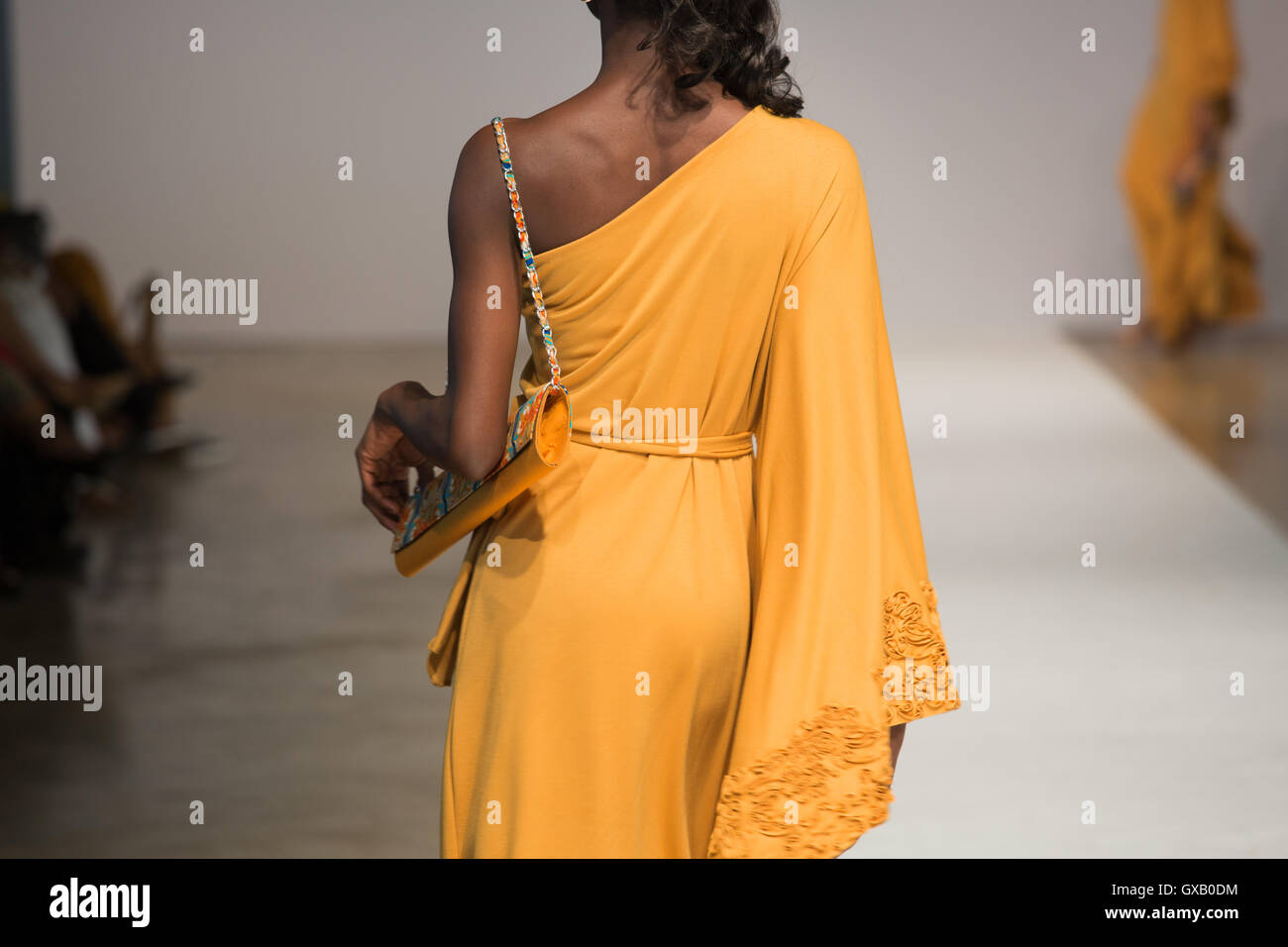 Didi Creations is showcased at the Africa Fashion Week London held ...