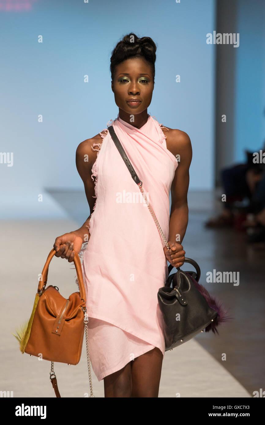 Sherene Melinda is showcased at the Africa Fashion Week London ...