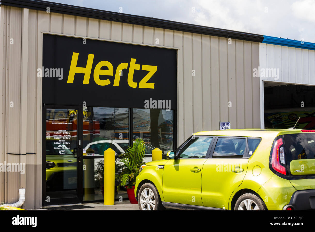Stevens Car Rentals Review